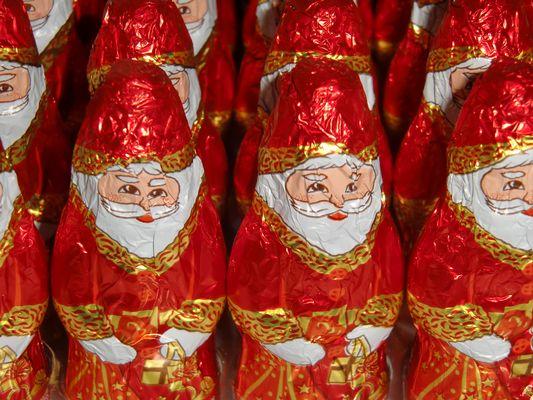 Weihnachtsmann - Versammlung