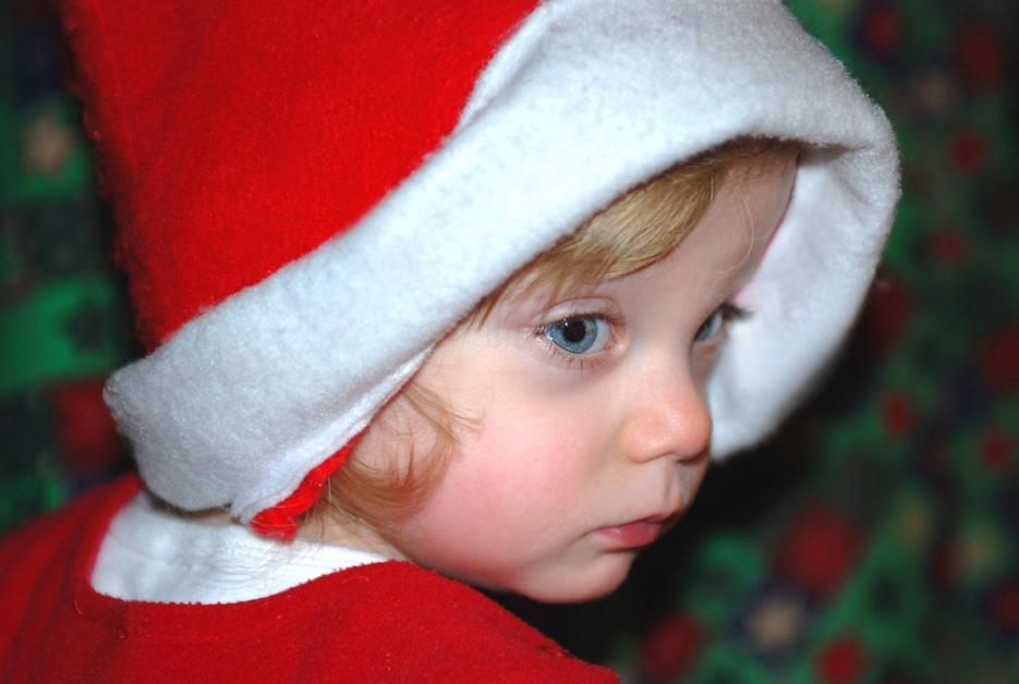 Weihnachtsmannes Helferlein