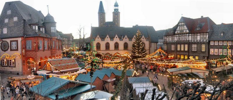 Weihnachtsmarkt 2003