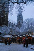 Weihnachtsmarkt Aachen 2010