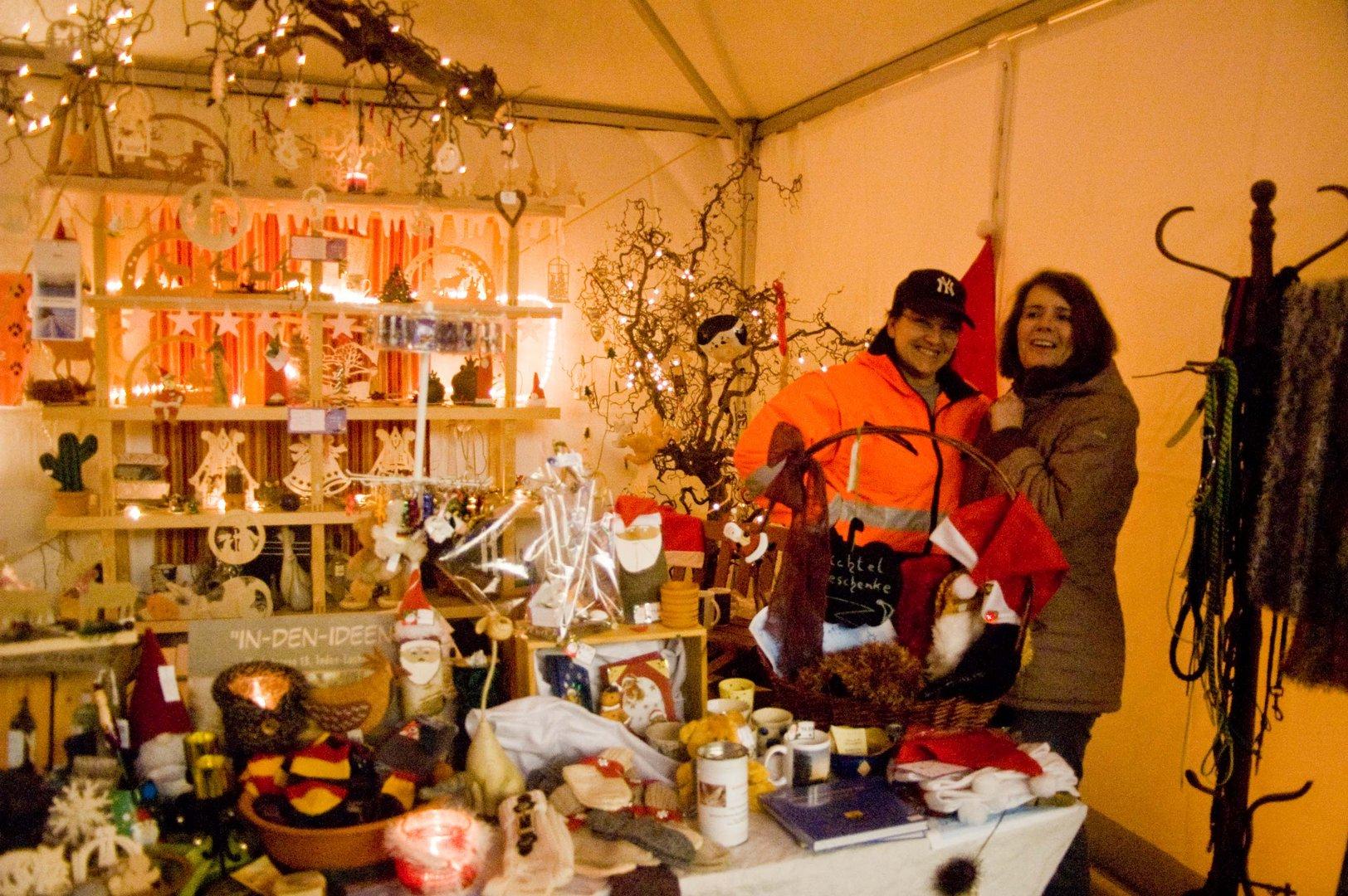 Weihnachtsmarkt am Indemann 2009 | #006