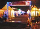Weihnachtsmarkt am Indemann 2009