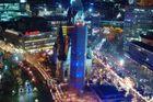 Weihnachtsmarkt an der Berliner Gedächtniskirche
