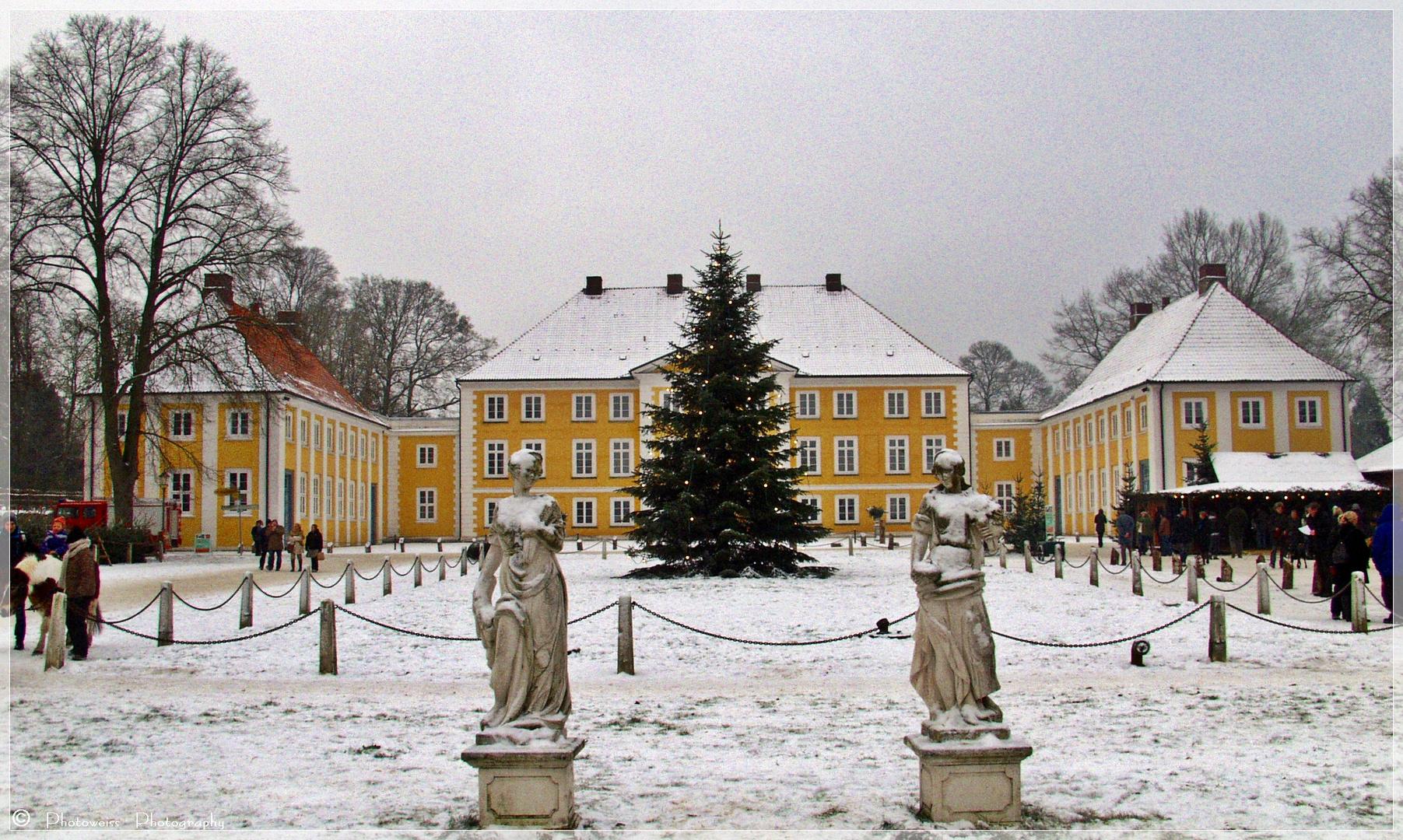 weihnachtsmarkt auf schloss guldenburg foto bild deutschland europe schleswig holstein. Black Bedroom Furniture Sets. Home Design Ideas