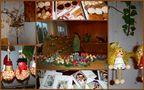 Weihnachtsmarkt... von Elfriede de Leeuw