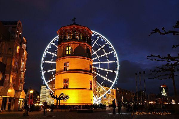 Weihnachtsmarkt - Düsseldorf 2012 II