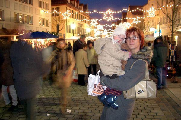 Weihnachtsmarkt Gunzenhausen