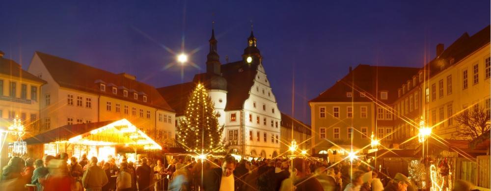 Weihnachtsmarkt Hildburghausen 01