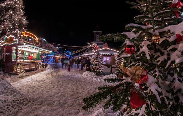 Weihnachtsmarkt Husum