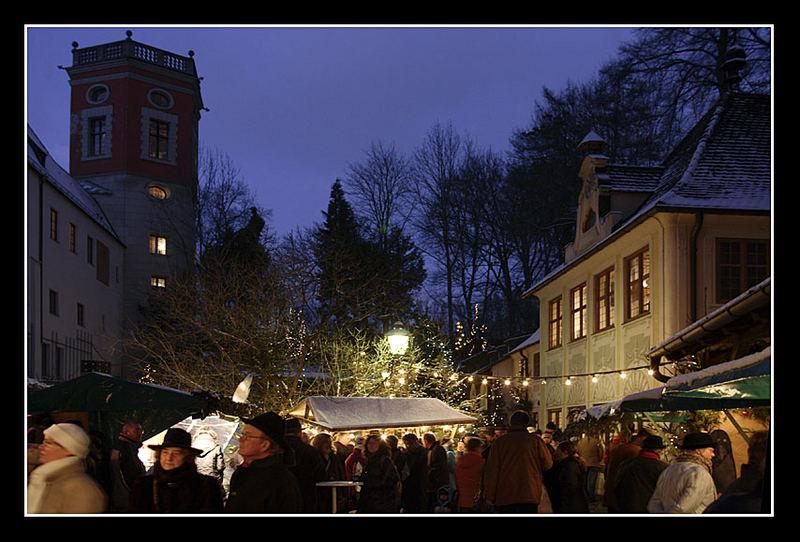 Weihnachtsmarkt im Handwerkerhof