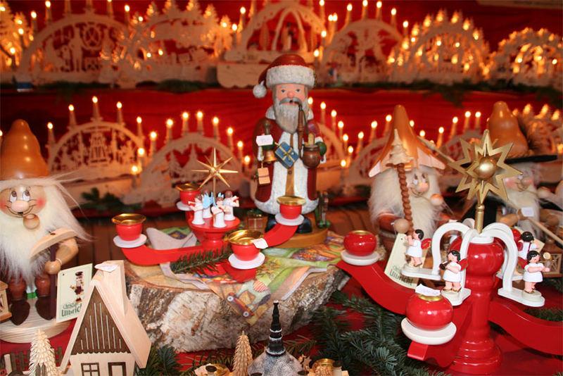 Weihnachtsmarkt in Annaberg 2006