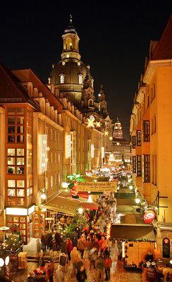 Weihnachtsmarkt in der Münzgasse