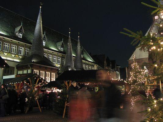 Weihnachtsmarkt in Einbeck