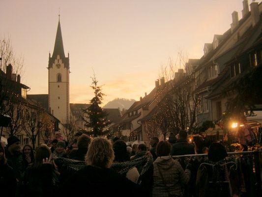 Weihnachtsmarkt in Engen
