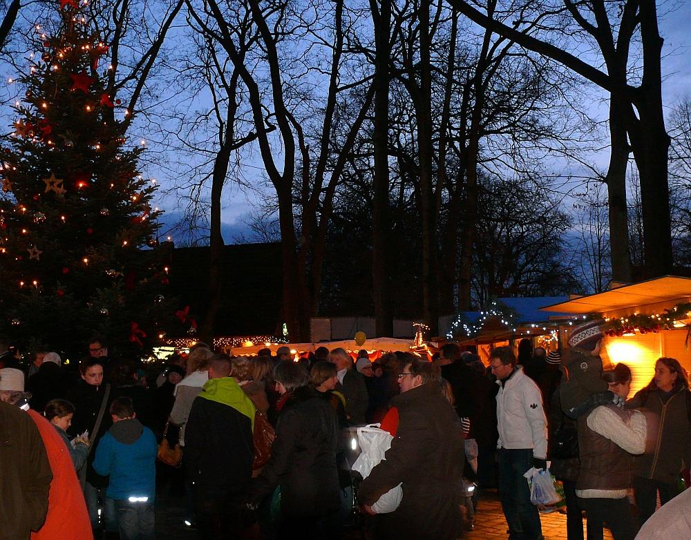 Weihnachtsmarkt in Fischerhude
