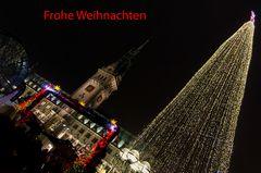 Weihnachtsmarkt in Hamburg 2014