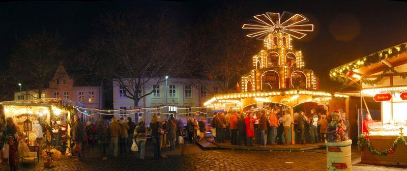 Weihnachtsmarkt in Moers 2
