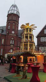 Weihnachtsmarkt in Stade