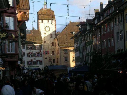 Weihnachtsmarkt in Waldshut