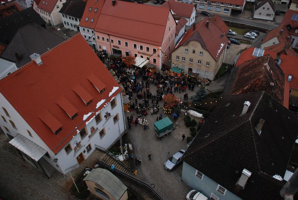 Weihnachtsmarkt Lauterhofen