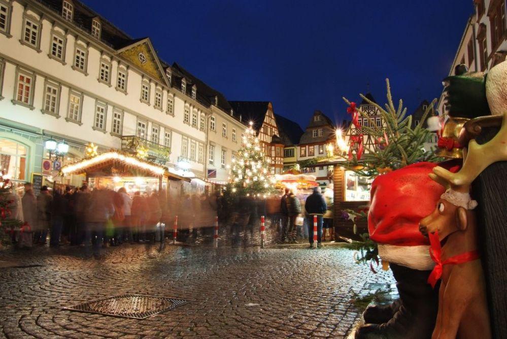 Weihnachtsmarkt Limburg a.d. Lahn