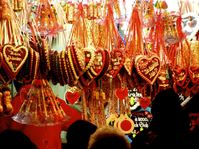 Weihnachtsmarkt Neuss 2010