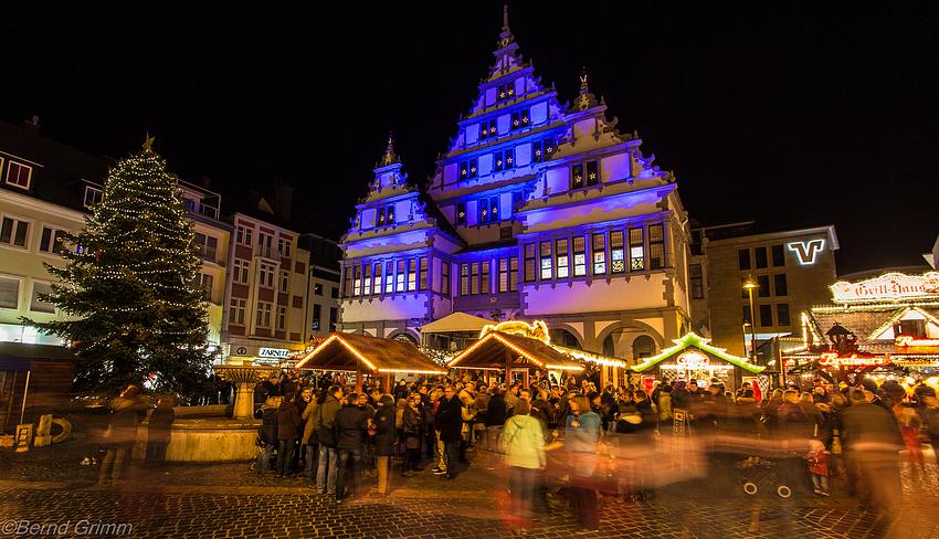 Weihnachtsmarkt Paderborn..