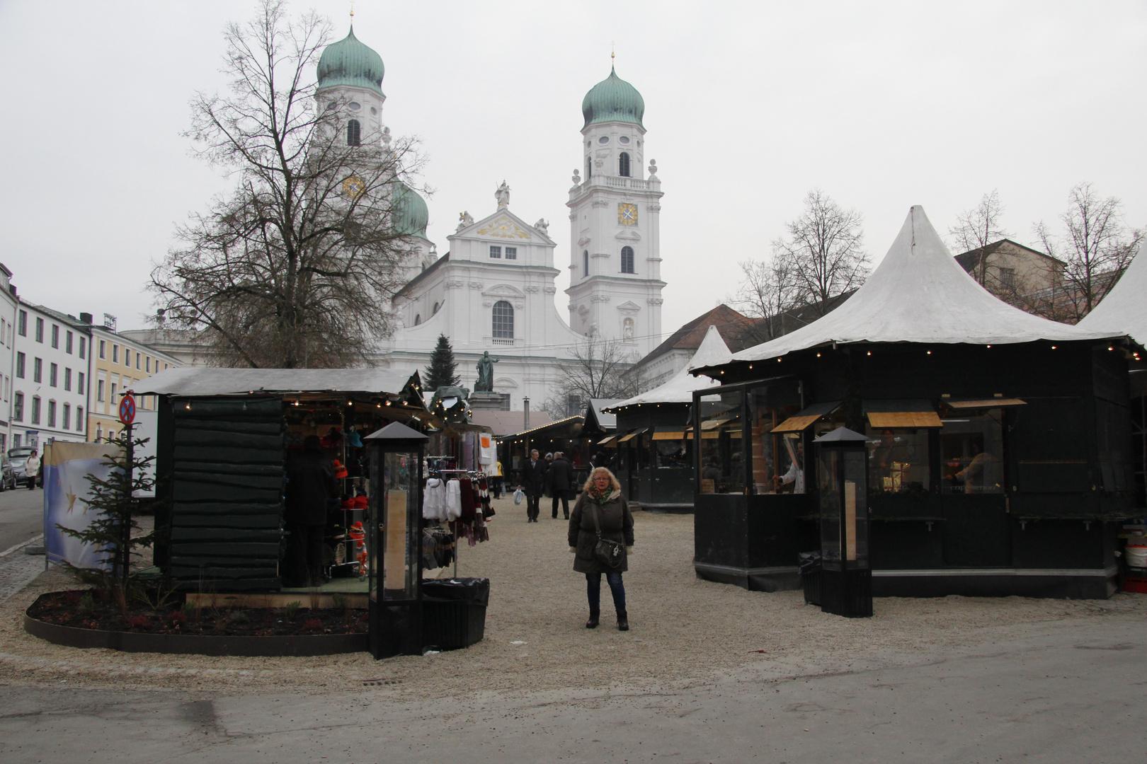 Weihnachtsmarkt Passau