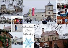 Weihnachtsmarkt Schloss Blutenburg
