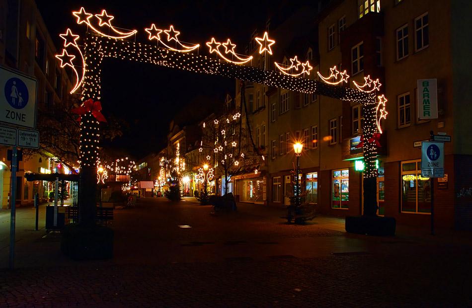 Weihnachtsmarkt Spandau