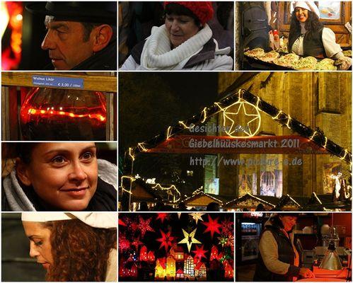 Weihnachtsmarktimpressionen 2011, 2012, 2013