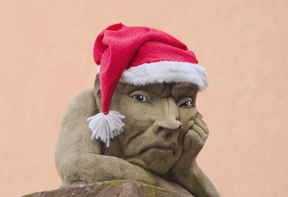 weihnachtsmuffel