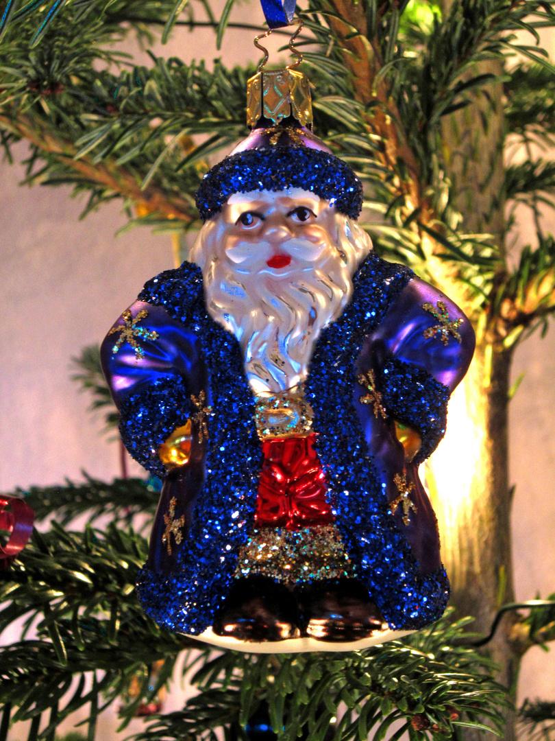 Weihnachtsschmuck Nikolaus