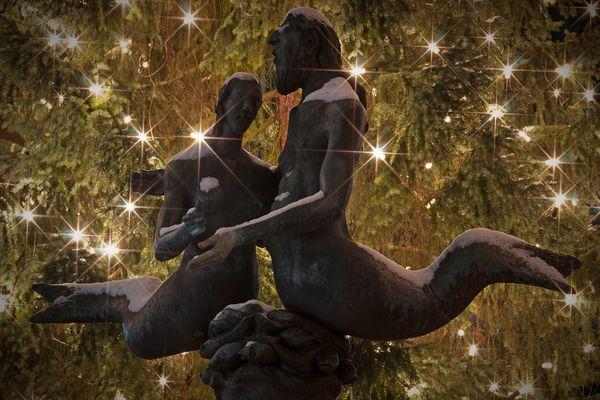 Weihnachtsstimmung an Neckar und Fils...