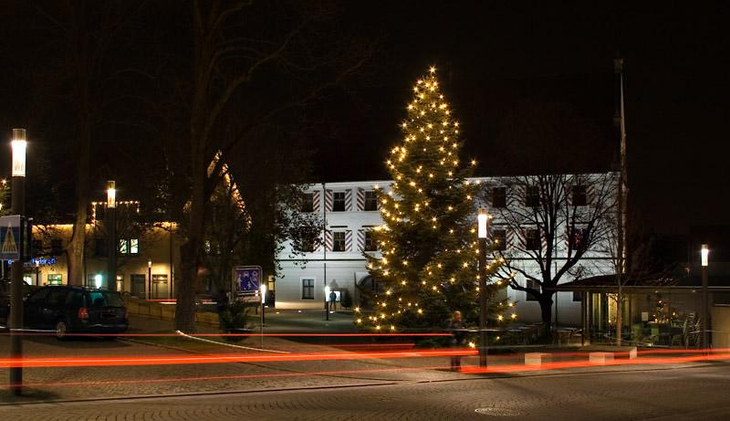 Weihnachtsstimmung in Neuhausen