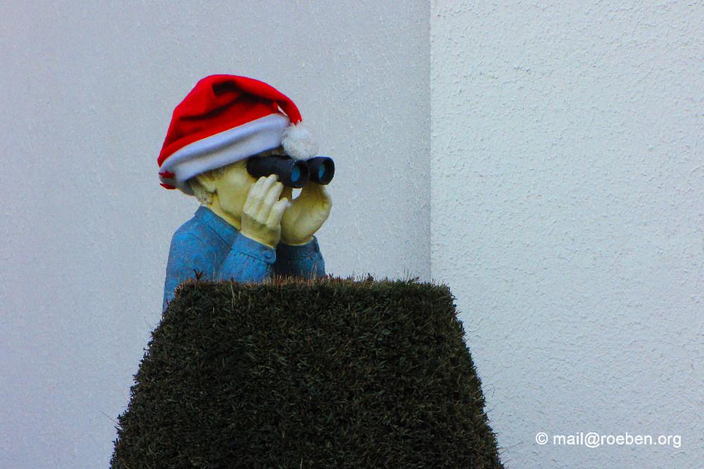 Weihnachtswacht ...