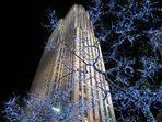 Weihnachtszeit im Rockefeller Center