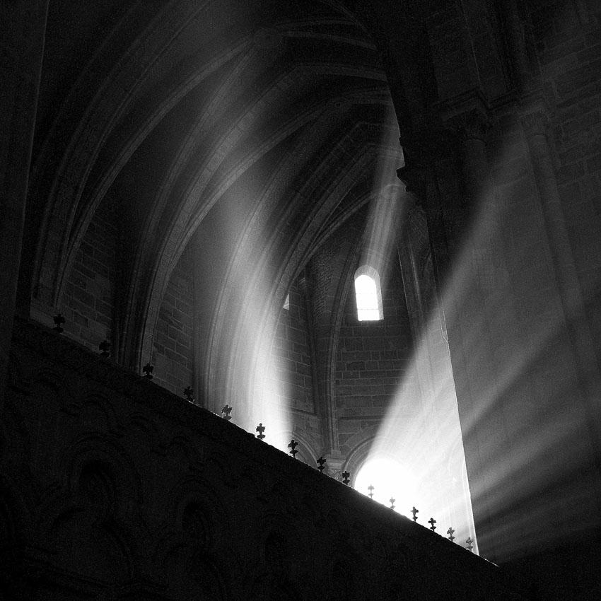 Weihrauch & Licht