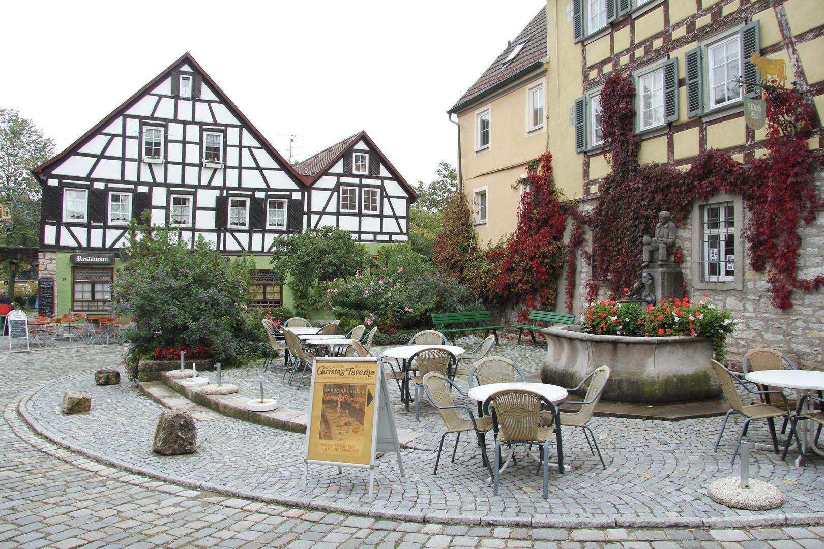 Weikersheim Herbststimmung
