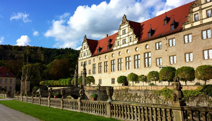 Weikersheim im Oktober