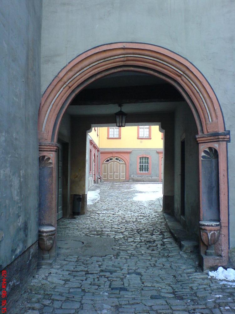 Weimar Impressionen--Stille