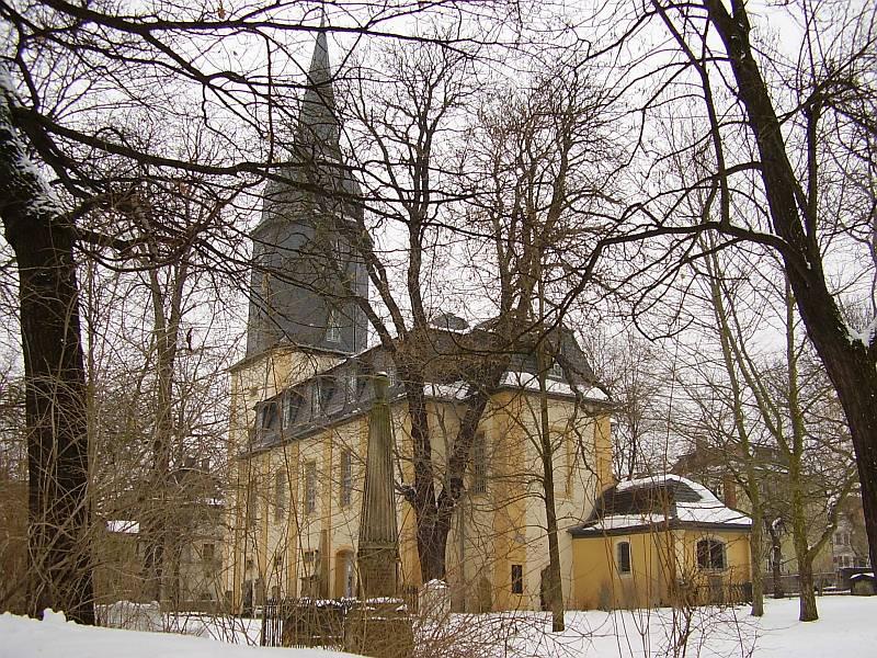 Weimar - Jakobskirche