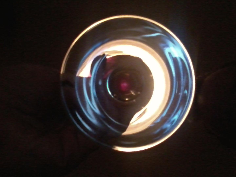 Wein im Licht