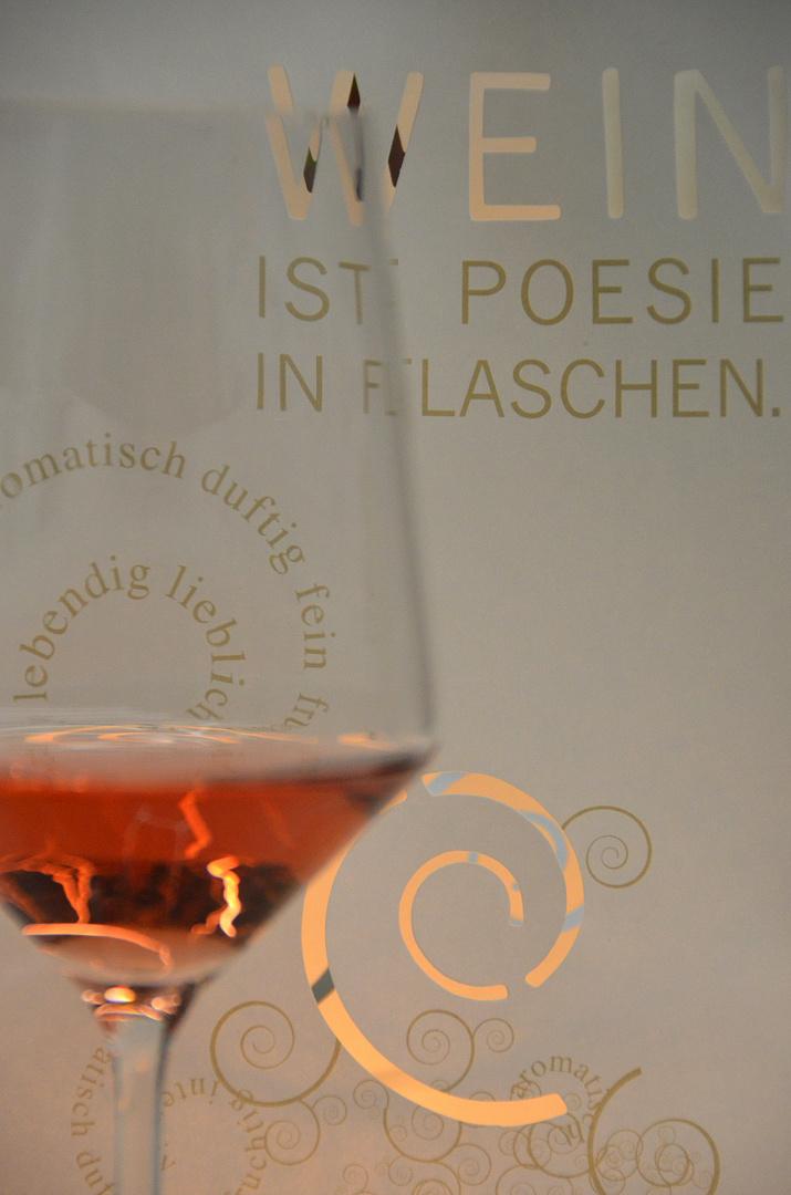 Wein ist...