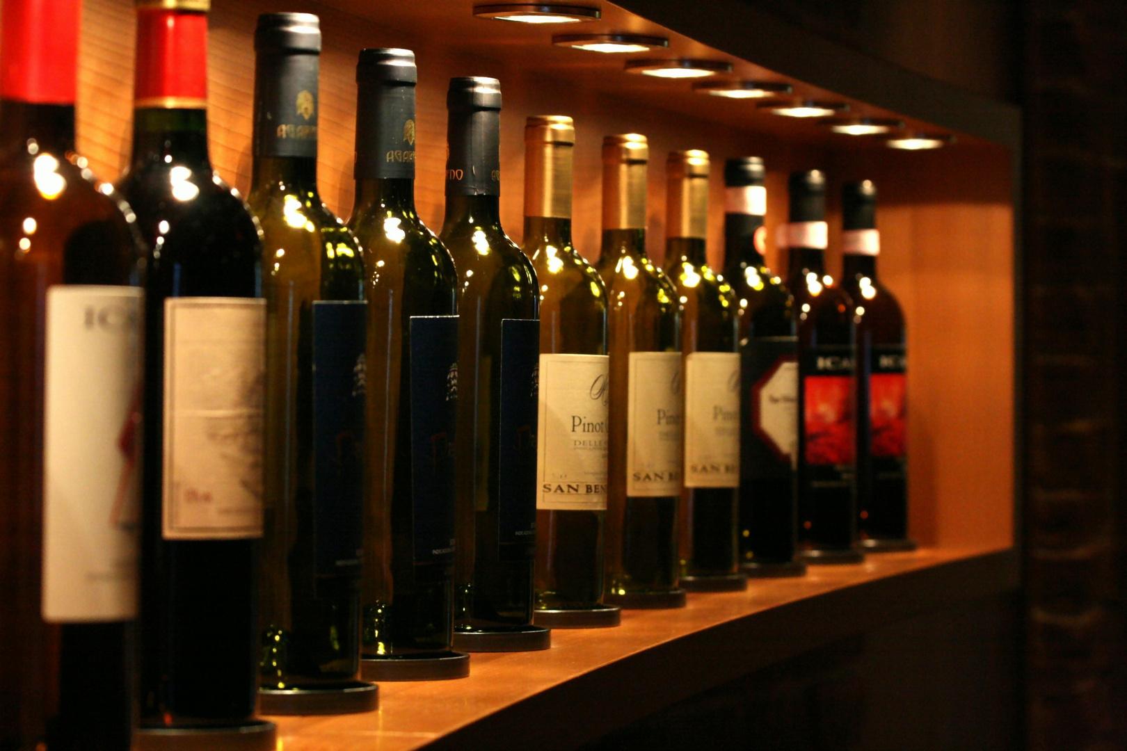 Wein Kollektion I