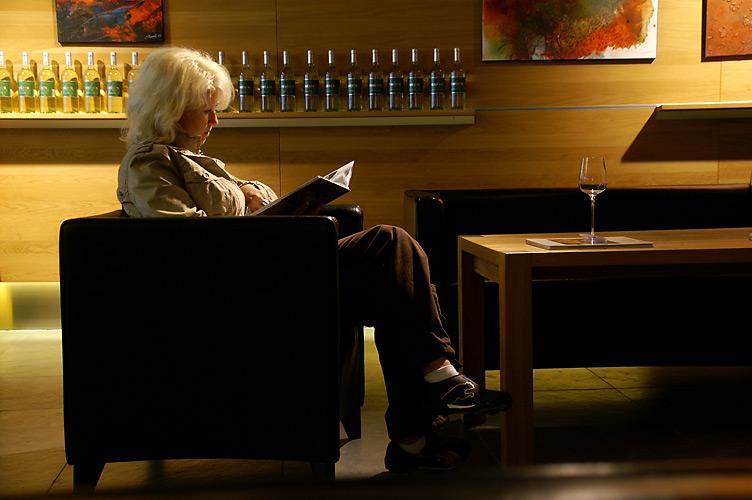 Wein Lesen