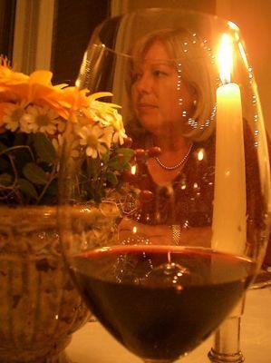 Wein trübt die Sinne