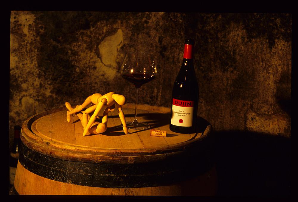 Wein und Erotik I