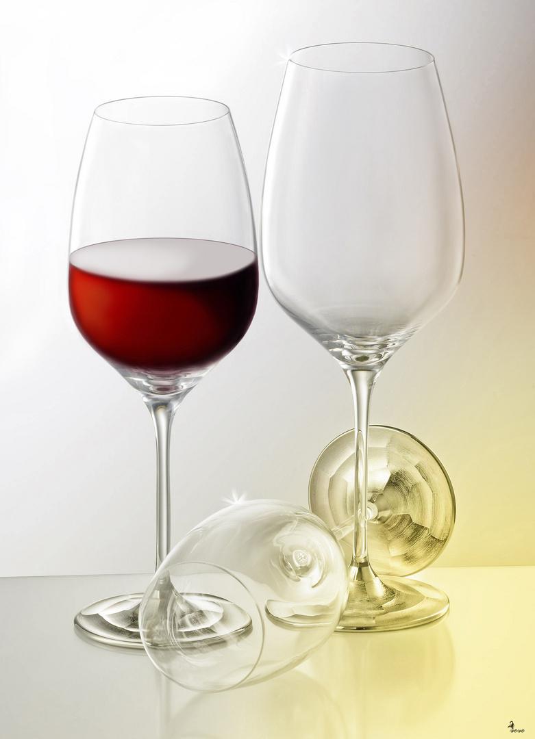 Wein und Frauen .....