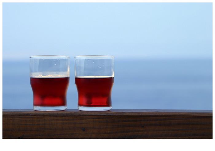 Wein und Meer